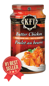 KFI Butter Chicken - #1 Best Seller