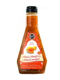 Achari Mango Chutney Sauce