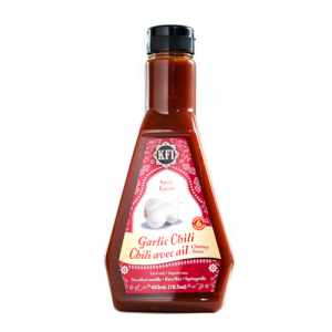 Garlic Chili Chutney Sauces