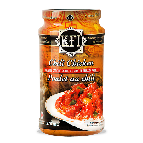 Chili Chicken - Premium Cooking Sauces
