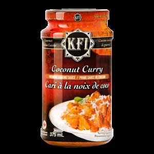 Coconut Curry - Premium Cooking Sauces
