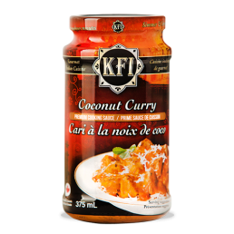 Coconut Curry - Premium Cooking Sauces