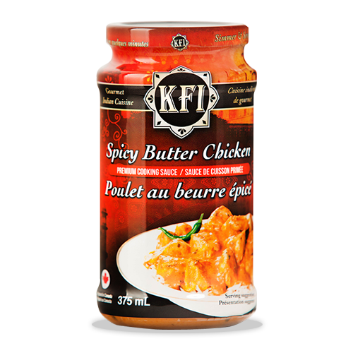 Spicy Butter Chicken Sauce - Premium Cooking Sauces