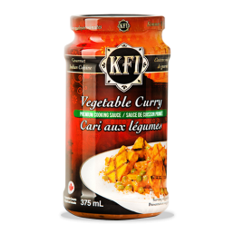 Vegetable Curry - Premium Cooking Sauces