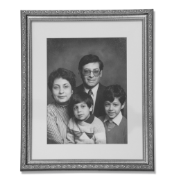 Kataria Family Portrait