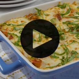 Butter Chicken Lasagna Recipe