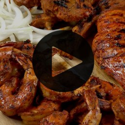 Grilling with KFI Marinades recipe