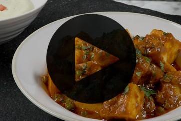 Matter Paneer Curry Recipe