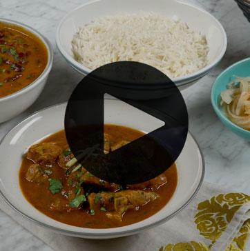 Rajma Lamb Curry Recipe