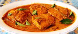 Bombay Fish Curry Recipe