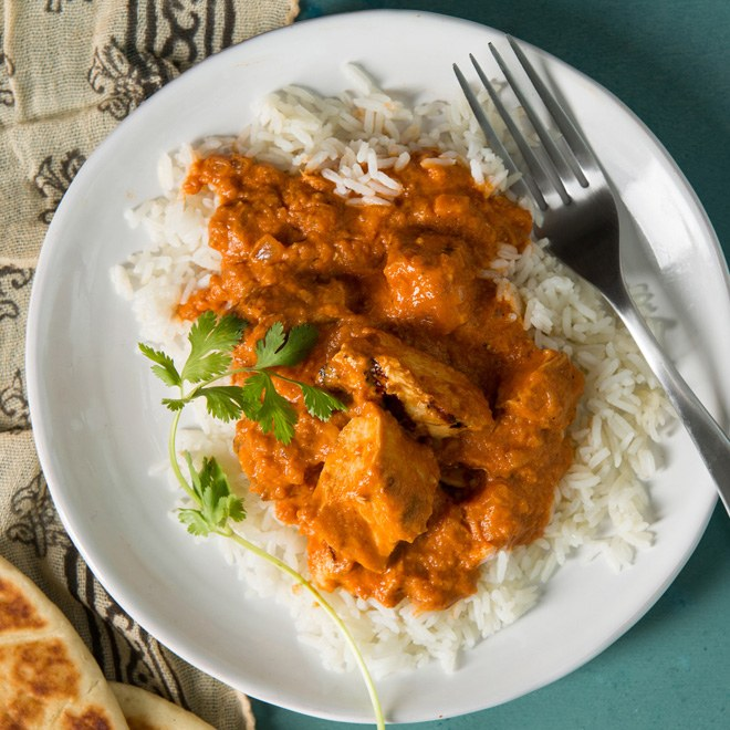 Chicken Tikka Masala Kfi Sauces