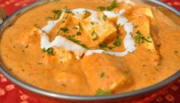 Paneer Makhani Recipe - Vegetarian Recipes