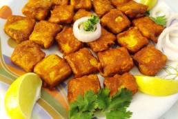 Paneer Pakoras Recipe - Vegetarian recipes