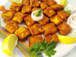 Paneer Pakoras Recipe - Vegetarian recipes