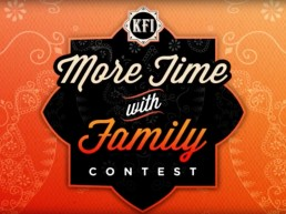 KFI More Time with Family